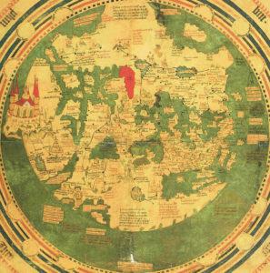 Weltenbau historisch