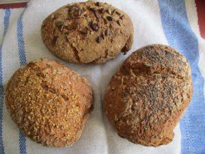 Brot zum Teilen