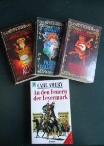 Bücher mit phantastischen Heldinnen