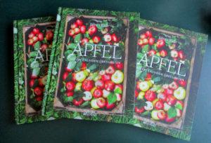 """Das Buch """"Äpfel"""" von James Rich"""
