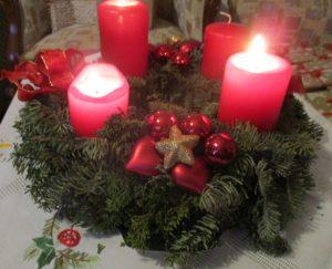 Start in die Weihnachtszeit