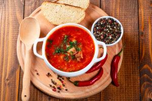 Mit Chili, ohne Carne