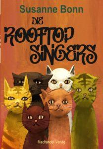 Leseprobe - Die Rooftop Singers